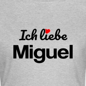 Miguel T-Shirts - Frauen T-Shirt