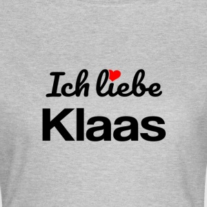 Klaas T-Shirts - Frauen T-Shirt