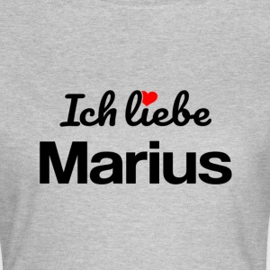 Marius T-Shirts - Frauen T-Shirt