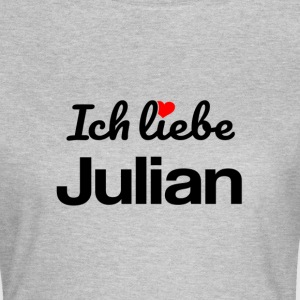 Julian T-Shirts - Frauen T-Shirt