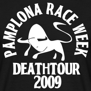 Pamplona Race Week - Männer T-Shirt