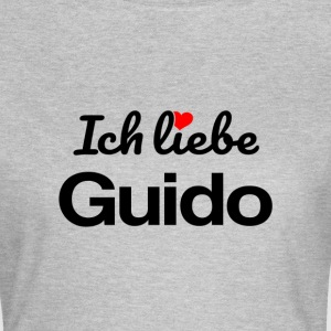 Guido T-Shirts - Frauen T-Shirt