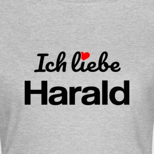 Harald T-Shirts - Frauen T-Shirt