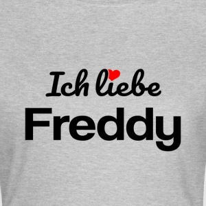 Freddy T-Shirts - Frauen T-Shirt