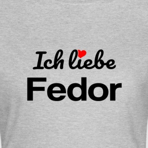 Fedor T-Shirts - Frauen T-Shirt