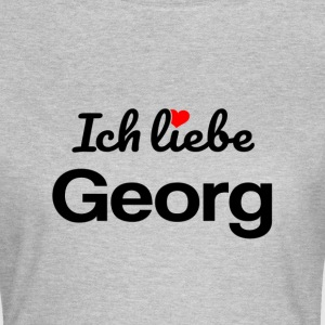 Georg T-Shirts - Frauen T-Shirt