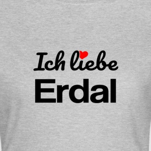 Erdal T-Shirts - Frauen T-Shirt