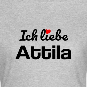 Attila T-Shirts - Frauen T-Shirt