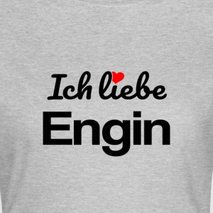 Engin T-Shirts - Frauen T-Shirt