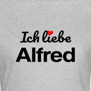 Alfred T-Shirts - Frauen T-Shirt