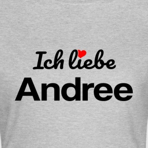 Andree T-Shirts - Frauen T-Shirt