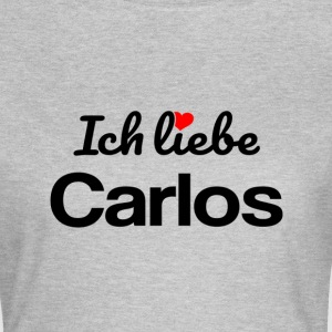 Carlos T-Shirts - Frauen T-Shirt