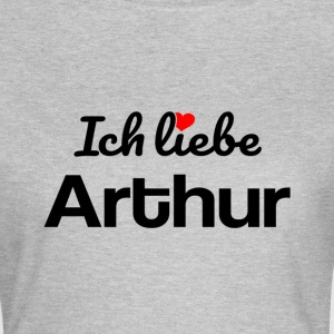 Arthur T-Shirts - Frauen T-Shirt