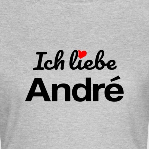 André T-Shirts - Frauen T-Shirt