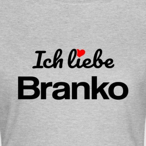 Branko T-Shirts - Frauen T-Shirt