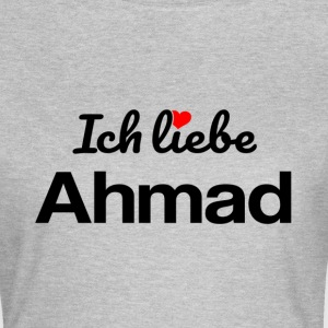 Ahmad T-Shirts - Frauen T-Shirt