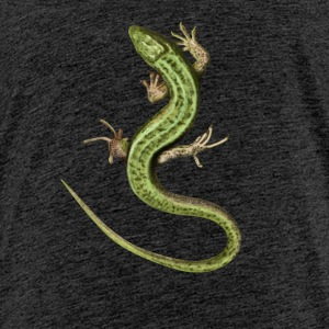 Lizard Shirts - Teenage Premium T-Shirt