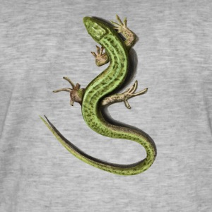 Lizard T-Shirts - Men's Vintage T-Shirt