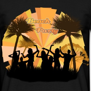 Beach Party T-Shirts - Men's T-Shirt