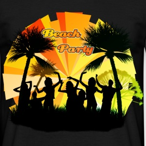 Beach Party 3 T-Shirts - Men's T-Shirt