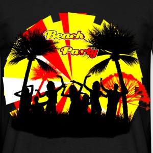 Beach Party 2 T-Shirts - Men's T-Shirt