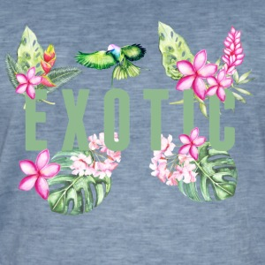Exotic T-Shirts - Men's Vintage T-Shirt
