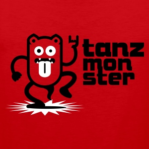 Tanzmonster Dance Party Monster 1.1 Sportbekleidung - Männer Premium Tank Top
