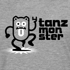 Tanzmonster Dance Party Monster 1.1 Langarmshirts - Männer Premium Langarmshirt