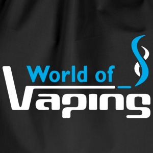 World of Vaping - Turnbeutel
