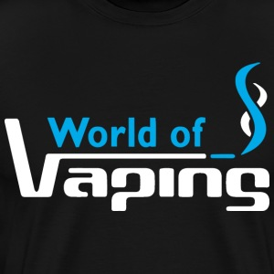 World of Vaping - Männer Premium T-Shirt