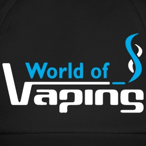 World of Vaping - Baseballkappe