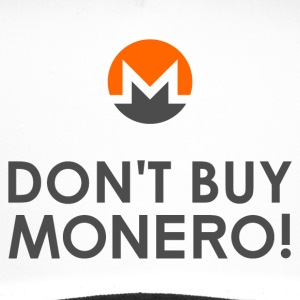 Don't Buy Monero! Caps & Hats - Trucker Cap