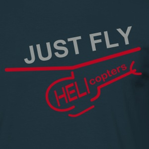 Just fly - Männer T-Shirt
