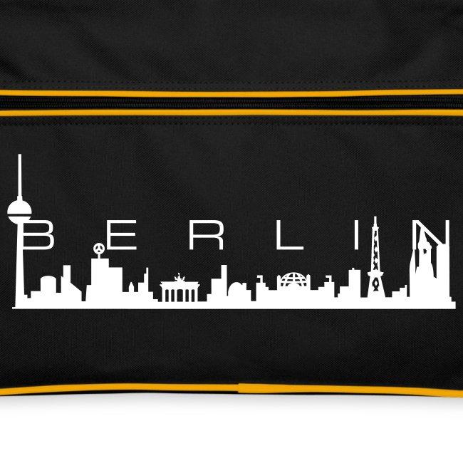 BERLIN SKYLINE Retrobag