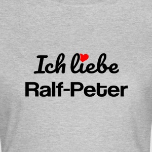 Ralf-Peter T-Shirts - Frauen T-Shirt
