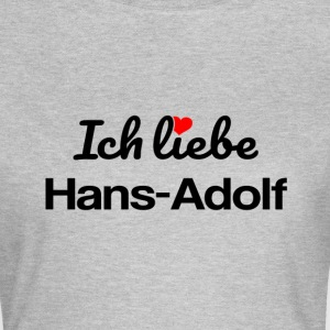 Hans-Adolf T-Shirts - Frauen T-Shirt