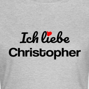 Christopher T-Shirts - Frauen T-Shirt