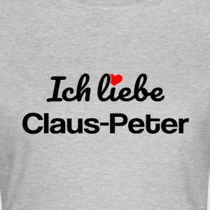 Claus-Peter T-Shirts - Frauen T-Shirt