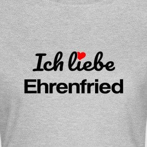 Ehrenfried T-Shirts - Frauen T-Shirt