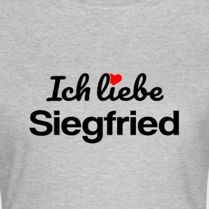 Siegfried T-Shirts - Frauen T-Shirt