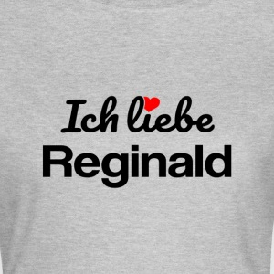 Reginald T-Shirts - Frauen T-Shirt