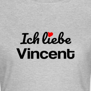 Vincent T-Shirts - Frauen T-Shirt