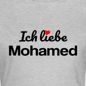 Mohamed T-Shirts - Frauen T-Shirt