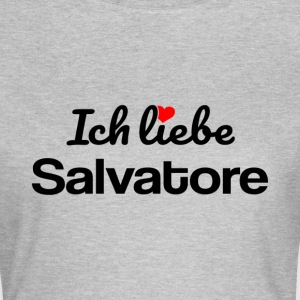 Salvatore T-Shirts - Frauen T-Shirt