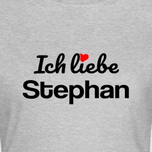 Stephan T-Shirts - Frauen T-Shirt