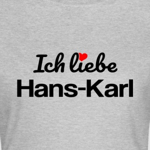 Hans-Karl T-Shirts - Frauen T-Shirt