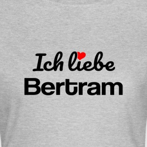 Bertram T-Shirts - Frauen T-Shirt
