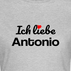 Antonio T-Shirts - Frauen T-Shirt