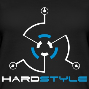 Hardstyle Tech 2 Rave Quote Tops - Frauen Bio Tank Top