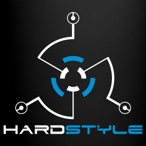 Hardstyle Tech 2 Rave Quote Mugs & Drinkware - Full Colour Mug